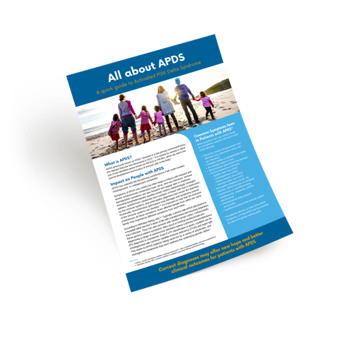 Cover of APDS information download